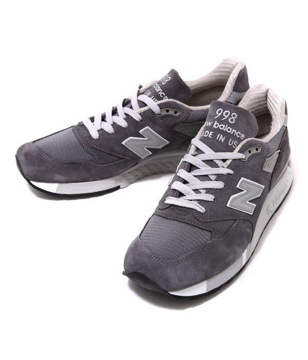 【期間限定ポイント20倍!】New Balance / ニューバランス : M998 CH : スニーカー シューズ 靴 : 【NOA】【REA】