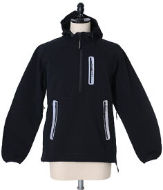 and wander / アンドワンダー : soft shell jacket : ソフト シェル ジャケット : AW-FT023-re 【REA】
