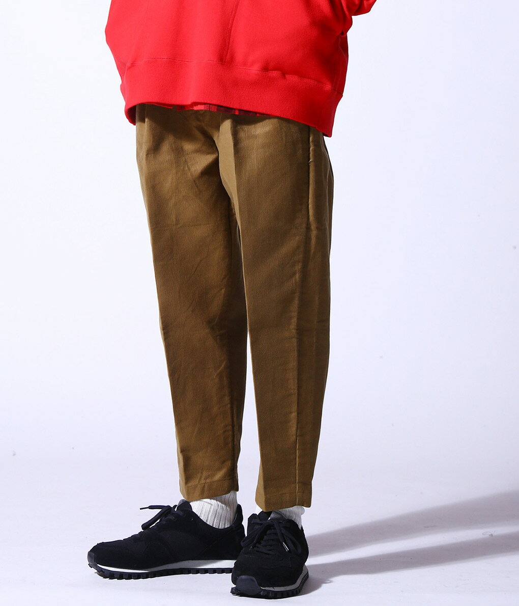 GOLD 東洋エンタープライズ / ゴールド : DECK PIQUE 1TUCK PANTS / 全3色 : デッキ ピケ ワンタック パンツ : GL41789 【MUS】【WIS】