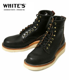 Whites Boots / ホワイツブーツ : 4Q FOREMAN : 4Q ブーツ 靴 革靴 フォアマン バイク クロムエクセル マックス・シャーフ メンズ : 4Q-FOREMAN 【STD】
