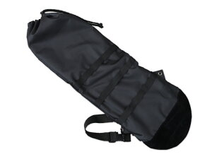 【スケボー/スケートボード/パーツ】SILVER FOX スケートバッグ BLACK (コンプリート覆えるタイプです) SFBG-09 / スケートケース / スケートボードケース