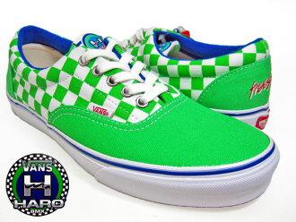 VANS X HARO BIKES/ERA/(Haro) Green/ vans
