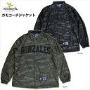 【SALE】MARK GONZALES(マーク・ゴンザレス)/カモコーチジャケット