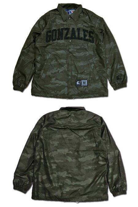 MARKGONZALES(マーク・ゴンザレス)/コーチジャケット