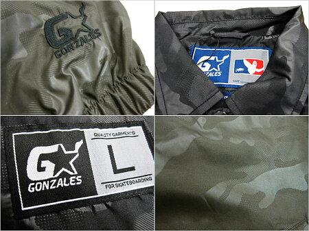 MARKGONZALES(マーク・ゴンザレス)/カモコーチジャケット