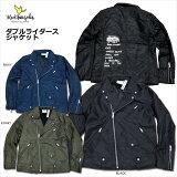 MARKGONZALES(マーク・ゴンザレス)/ダブルライダースジャケット