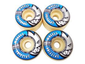 【スケボー/スケートボード/パーツ】SPITFIRE(スピットファイヤー)/ウィール/FOURMULA FOUR RADIALS SHAPE 99D WHITE 52mm