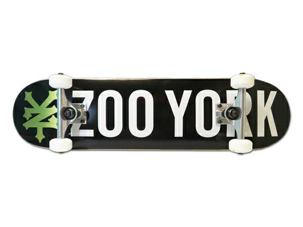 【スケボー/スケートボード/完成品】【送料無料】ZOO YORK(ズーヨーク)/サマーフォトインセンティブ 7.875/コンプリートセットA