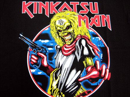 【キン肉マン】キン骨マンTシャツ/KINNIKUMANMUSCLEAPPAREL