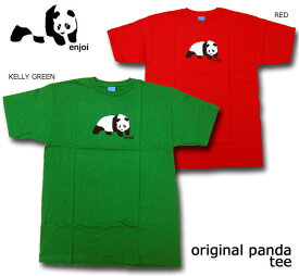 【SALE】ENJOI(エンジョイ)/ENJOI ORIGINAL PANDA TEE/半袖Tシャツ
