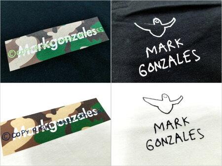 MARKGONZALES(マーク・ゴンザレス)/ウッドランドカモBOXロゴロンT