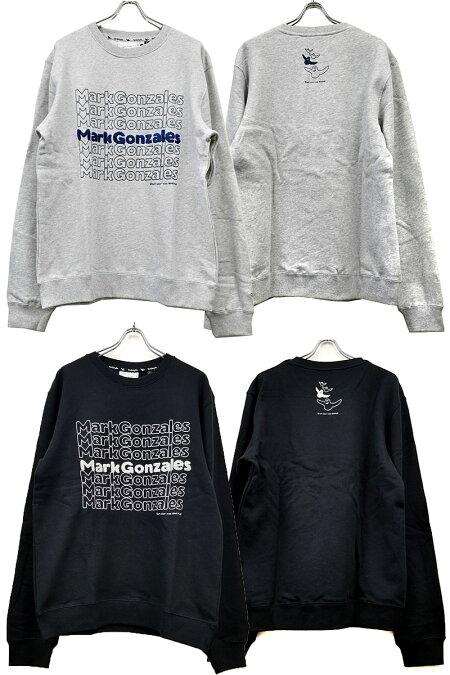 【SALE】MARKGONZALES(マーク・ゴンザレス)/ワッペンパーカー