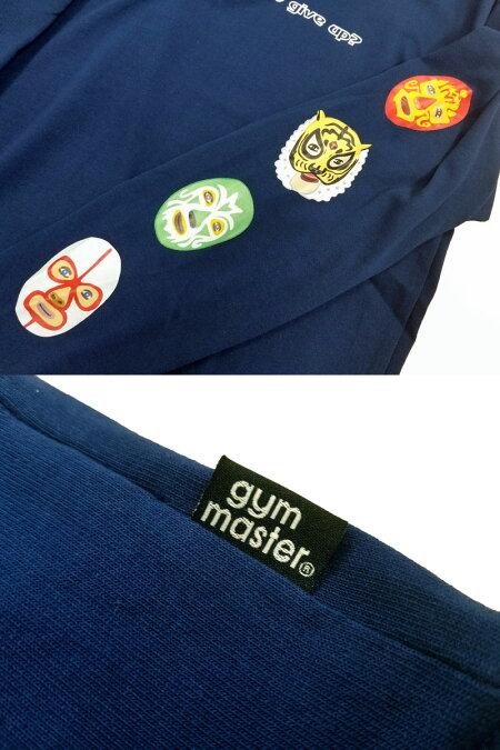 gymmaster(ジムマスター)/G133680/Q&AロンTEE/長袖Tシャツ