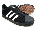 ADIDASSKATEBOARDING/SUPERSTARVULCADV/AQ6861/black×white×black