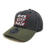 BIOWORLD/エルム街の悪夢CAP/キャップ/帽子/ホラー