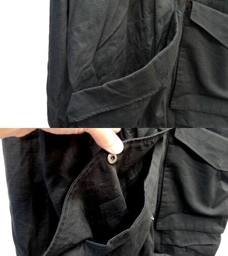 gymmaster(ジムマスター)/G357661/モンスターポケットパーカー/中綿入りモッズコート