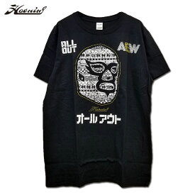 HAOMING(ハオミン)/ALL OUT×HAOMING Tshirt /半袖Tシャツ