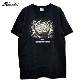 HAOMING(ハオミン)/CHANGE THE WORLD Tshirt/半袖Tシャツ