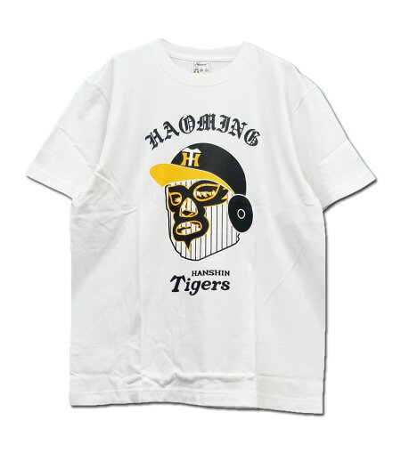 HAOMING(ハオミン)/阪神タイガース×HAOMINGTshirt/半袖Tシャツ