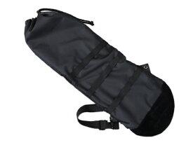 【スケボー/スケートボード/パーツ】SILVER FOX スケートバッグ BLACK (コンプリート覆えるタイプです)/SFBG-09