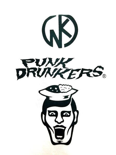 【キン肉マン】PUNKDRUNKERS(パンクドランカーズ)/PDS×キン肉マン/カレクックTEE02[グリーンカレーver.2]/アークティーズ限定カラー