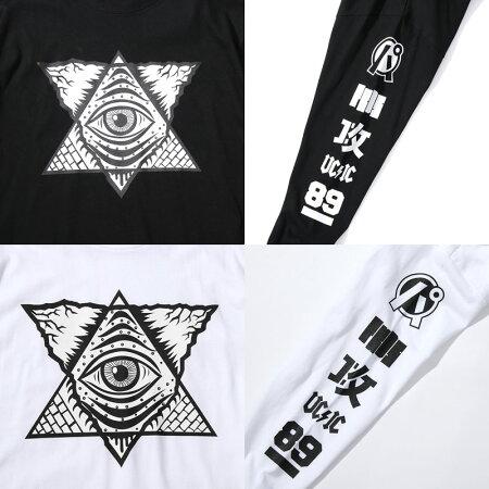 【予約】PUNKDRUNKERS(パンクドランカーズ)/ヒランヤBIGロンTEE/11月入荷予定