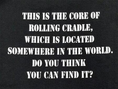 【ロリクレ】ROLLINGCRADLE(ローリングクレイドル)/ROLLINGCRADLECORELONGSLEEVE/長袖Tシャツ