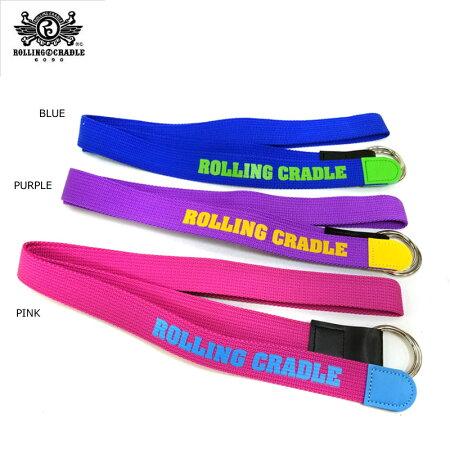 【ロリクレ】ROLLINGCRADLE(ローリングクレイドル)/RINGBELT/リングベルト