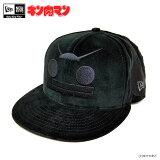 【キン肉マン】NEWERA/9FIFTY/ステカセキング・ベルベット/ブラック