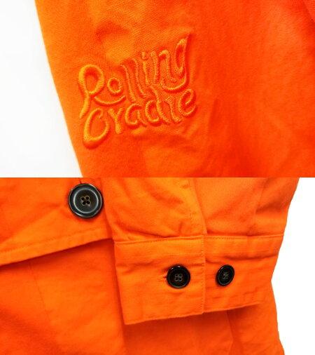 【ロリクレ】ROLLINGCRADLE(ローリングクレイドル)/STRIPECOAT/コート