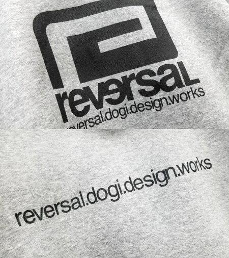reversal(リバーサル)/BIGMARKSWEATSHIRT/クルーネック/トレーナー