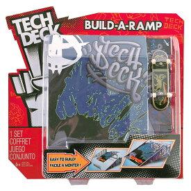 TECH DECK(テックデッキ)/Build-A-Ramp / Element / Kicker Tremplin /指スケ/フィンガーボード