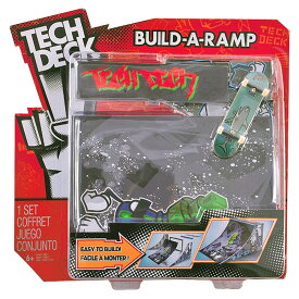 TECH DECK(テックデッキ)/Build-A-Ramp /Toy Machine / Quarter Pipe /指スケ/フィンガーボード