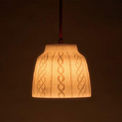Trace Face Light(トレースフェイス ライト)セメント CEMENT セメントプロデュースデザイン ランプ シェード お洒落 雑貨 おすすめ 送料無料 デザイン 陶器 天井照明 照明 日本製【anan】【Elle DÉCOR】【smtb-TK】【RCP】