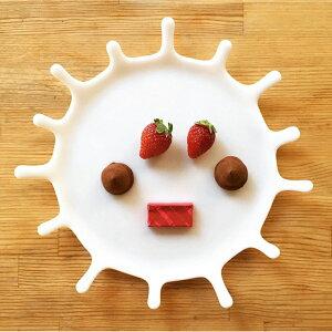 <CrownDish>クラウンディッシュCEMENTcementdesignセメントプロデュースデザイン白いお皿かわいい皿おしゃれdishケーキ雑貨人気お祝いギフト日本製【RCP】