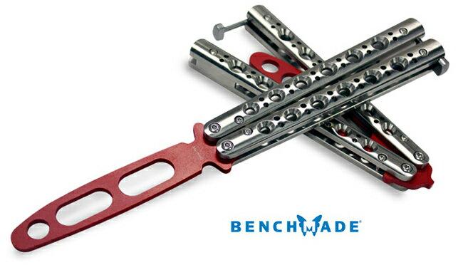 【送料無料】正規ディーラー品 ベンチメイド/BENCHMADE NEW 62T バリソン ナイフ トレーナー(刃なし)