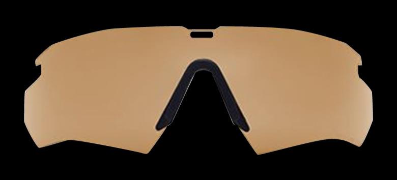 ◆◆【日本正規品】ESS クロスボー(Crossbow)サングラス 用 交換レンズ ブロンズ740-0509【送料無料】