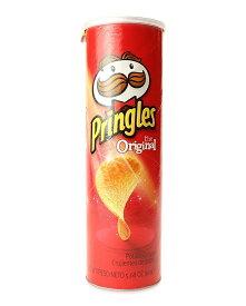 PRINGLES/プリングルス オリジナル味 ポテトチップス 隠し金庫 セーフティボックス レッド Original