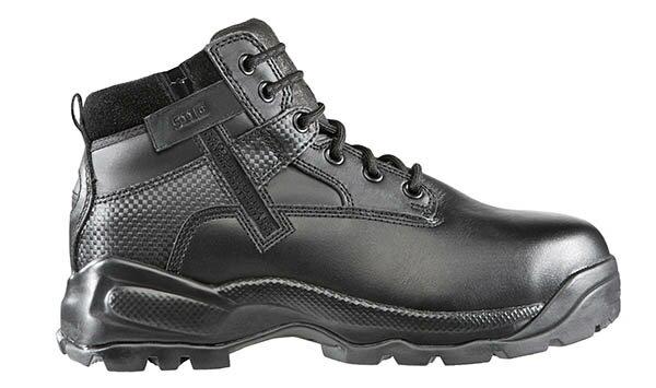 軍・法的機関用 5.11 ファイブイレブン タクティカル ASTM シールド6 ショート サイドジッパーブーツ ワイド仕様 8W 26cm 防水/安全靴【送料無料】