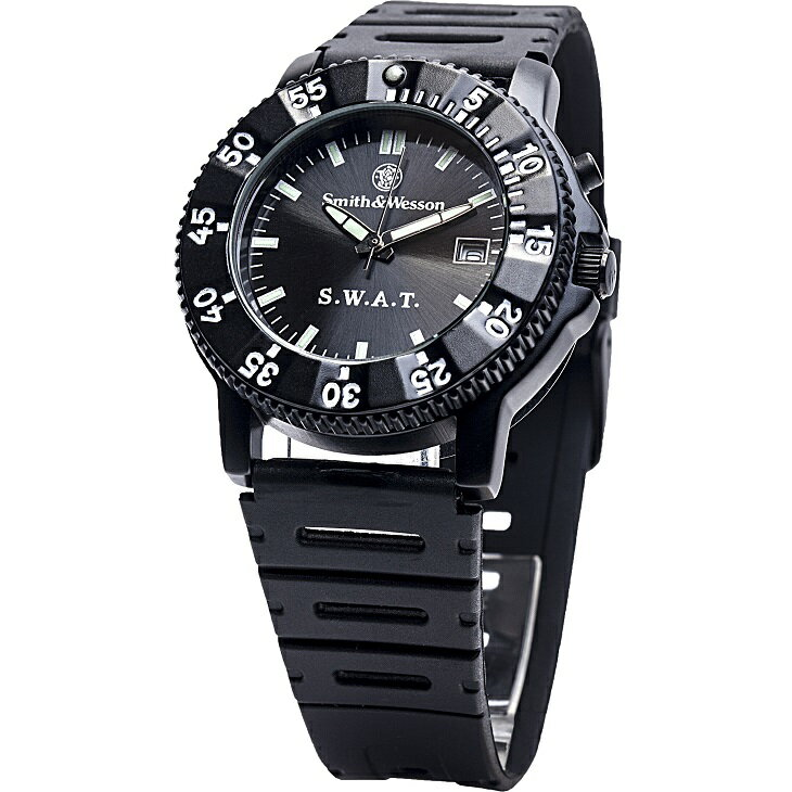 【特価】【正規品】スミス&ウェッソン/S&W スワット(SWAT) ミリタリーウォッチ 腕時計 SW45【送料無料】