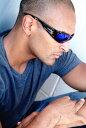 【Wiley X正規販売店】ワイリーエックス ザク ZAK ポラライズド(偏光) サングラス ブルーミラー【送料無料】