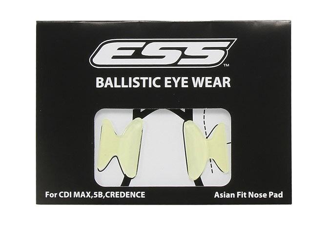 【メール便配送可】ESS 5B、CDI、MAX用アジアンフィットノーズパッド Mサイズ【日本正規品】