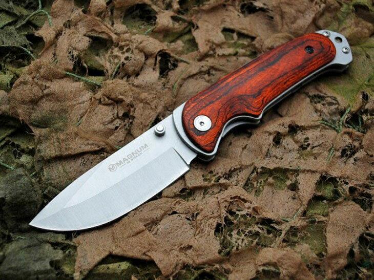 BOKER Plus/ボーカー マグナム 01ya116 ブッシュ コンパニオン 折り畳みナイフ