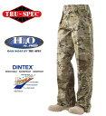 トゥルースペック/ TRU-SPEC 新型 H2O ECWCS 全天候型 パンツ (マルチカム) M 【送料無料】【正規代理店】
