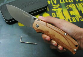 BOKER Magnum/ボーカー マグナム #01MB700 パッカー ハンター 折り畳みナイフ【日本正規品】【小型宅配便配送可】