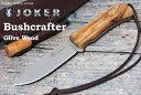 ジョーカー CO120-P ブッシュクラフター オリーブ ファイヤースターター付 ブッシュクラフトナイフ,Joker BUSHCRAFTER…