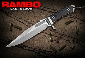 新型 ランボー 5/RAMBO ラスト・ブラッド ボウイナイフ RB5 シリアルナンバー付 初回ロット 5000本限定品 Last Blood Bowie