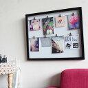 多面 写真立て 写真たて フォトフレーム プレゼント 結婚祝い 赤ちゃん 壁掛け おしゃれ インテリア雑貨 2枚 3枚 クリップ 写真収納 写真フレーム フォトディスプレイ フレーム ディスプレイ 写