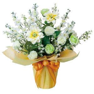 花 観葉植物 フラワーアレンジメント 植物 枯れない アレンジメント フラワー プレゼント インテリア 鉢 フラワーギフト おしゃれ 人工観葉植物 造花 光触媒 アートフラワー リビング 玄関