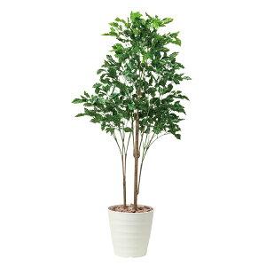 観葉植物 造花 インテリア 人工植物 オフィス 人工観葉植物 屋外 木 インテリアグリーン 庭 高さ180cm アートグリーン 枯れない 大型 ローズウッドツリー 玄関 フェイク グリーン おしゃれ フ